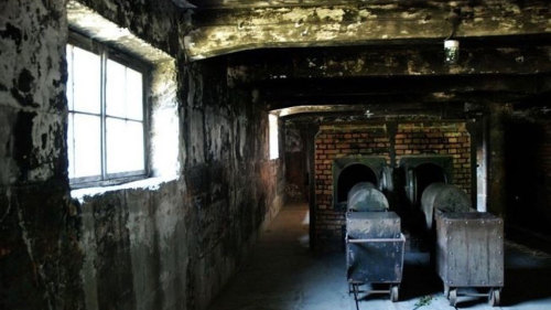 Auschwitz-inside the Concentration Camp